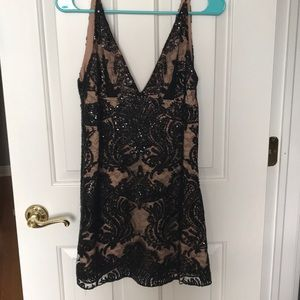 Free people sequin dress!